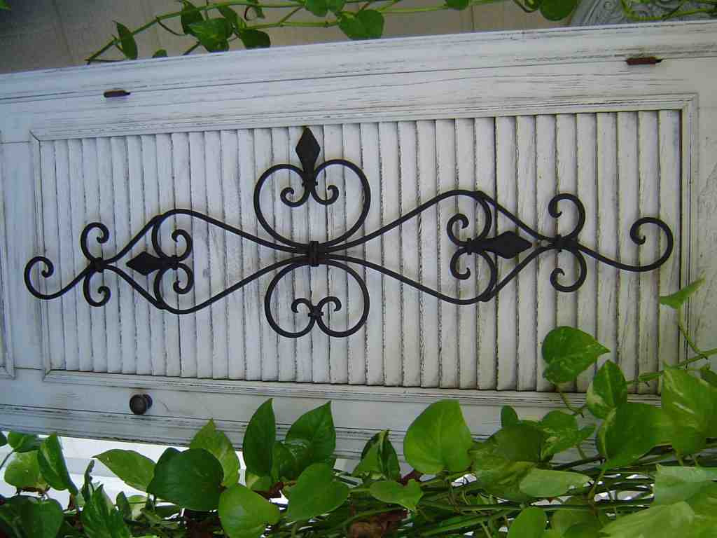 Wall Decorations For Large Walls Large Wrought Iron Wall Decor Decor Ideasdecor Ideas