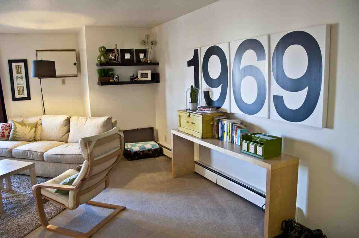 Small Apartment Wall Decor First Apartment Decorating Ideas Decor Ideasdecor Ideas