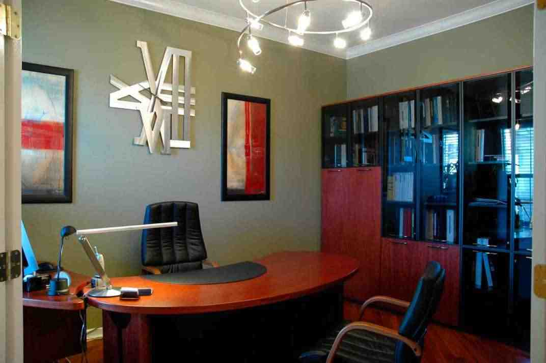 Ideas to Decorate My Office at Work