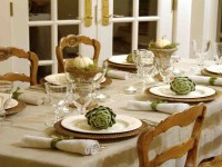 Formal Dining Room Table Setting Ideas - Decor IdeasDecor ...