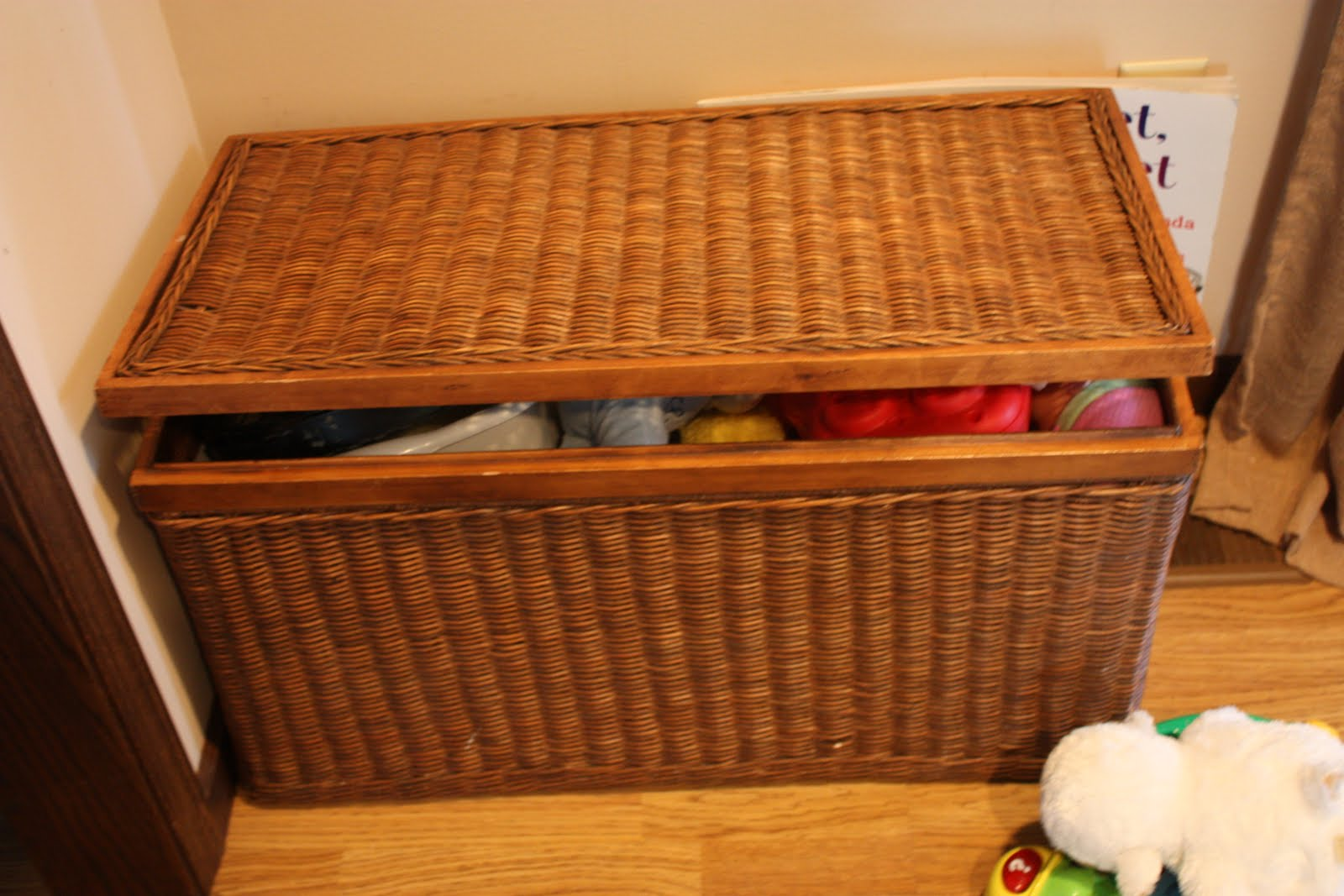 Toy Box Toys A Lesson Learned Locking Away The Toy Box I Can Teach My