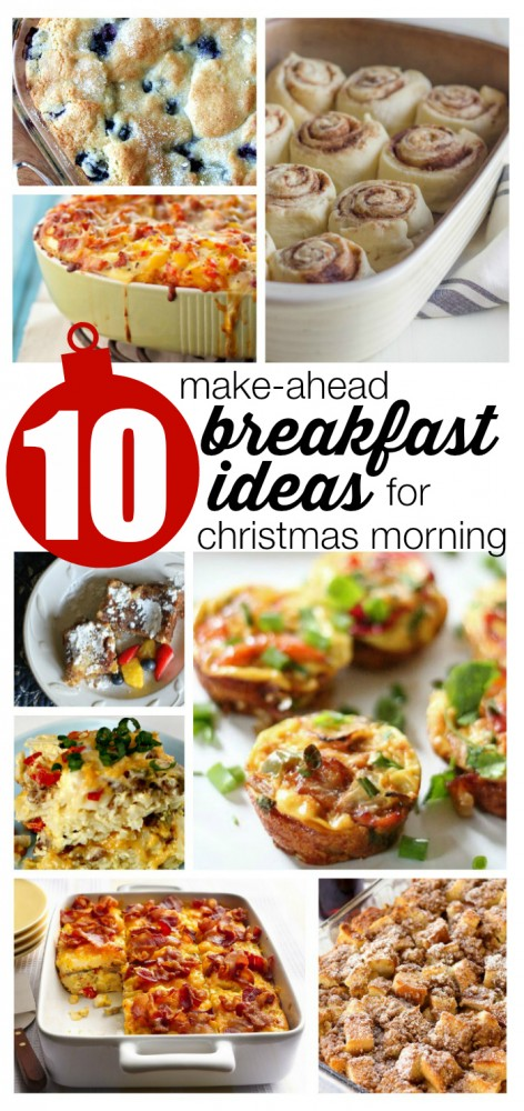 Ideen Für Frühstück 10 Make-ahead Breakfast Ideas For Christmas Morning - I