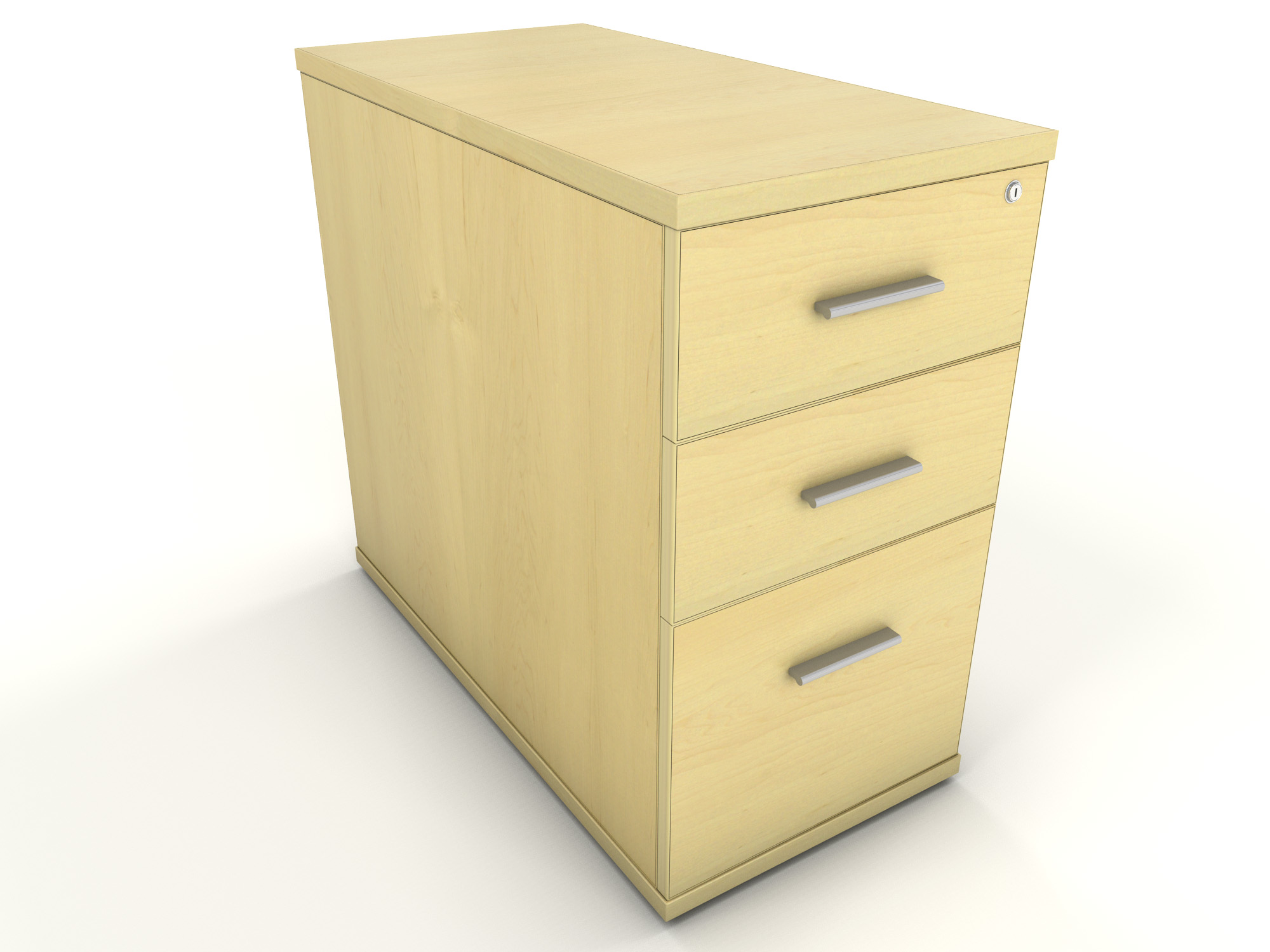 Drawer Units Maple Desk High Drawer Unit Icarus Office Furniture