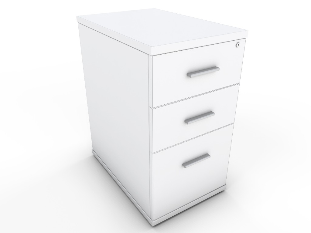 Desk Drawer Unit Deskheightdrawerunits Icarus Office Furniture