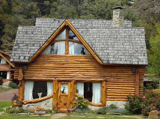 Fotos de caba as escoge la que m s te guste for Modelos de cabanas rusticas