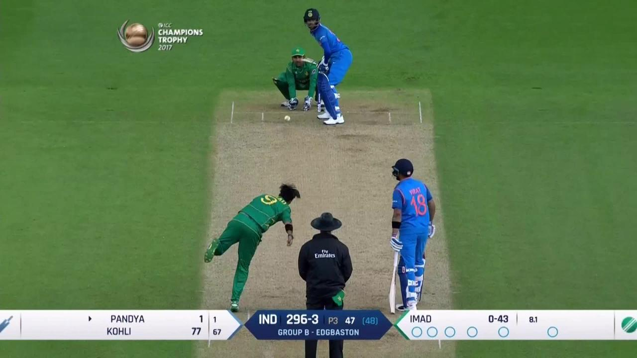 Create Acount Live Score Highlights India V Pakistan Match Highlights