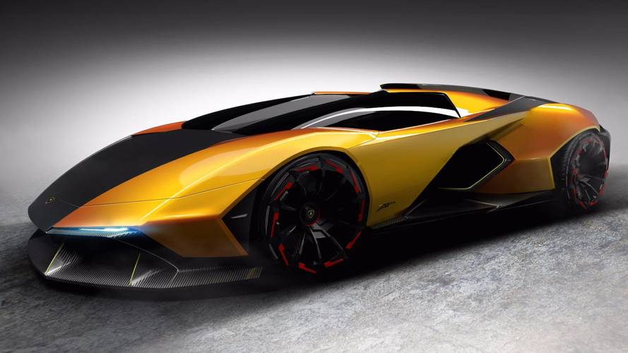 Exotic Hd Car Wallpapers Lamborghini Apis Blurs The Lines Between Rendering And Reality
