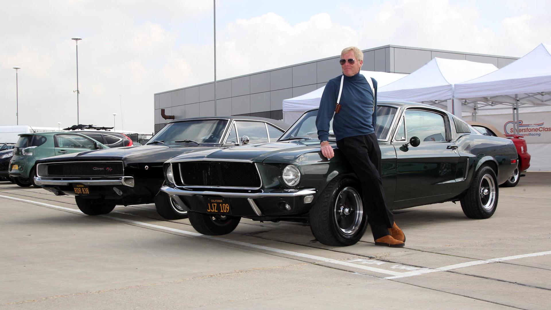 Steve Mcqueen Wallpaper Hd Iconic Bullitt Mustang Found In Californian Desert
