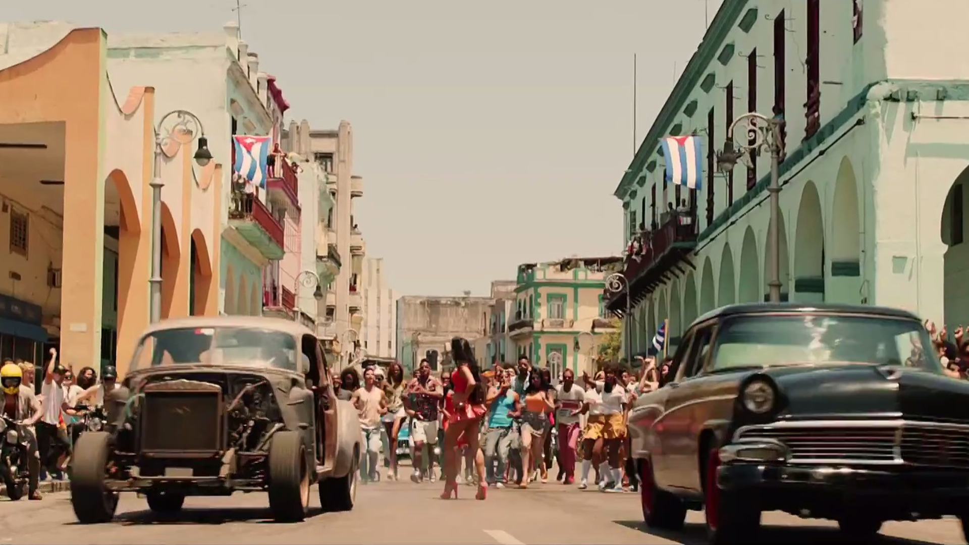 Fast And Furious 5 Cars Wallpapers Hd Fast 8 Terrorizes The Streets Of Cuba In New Trailer