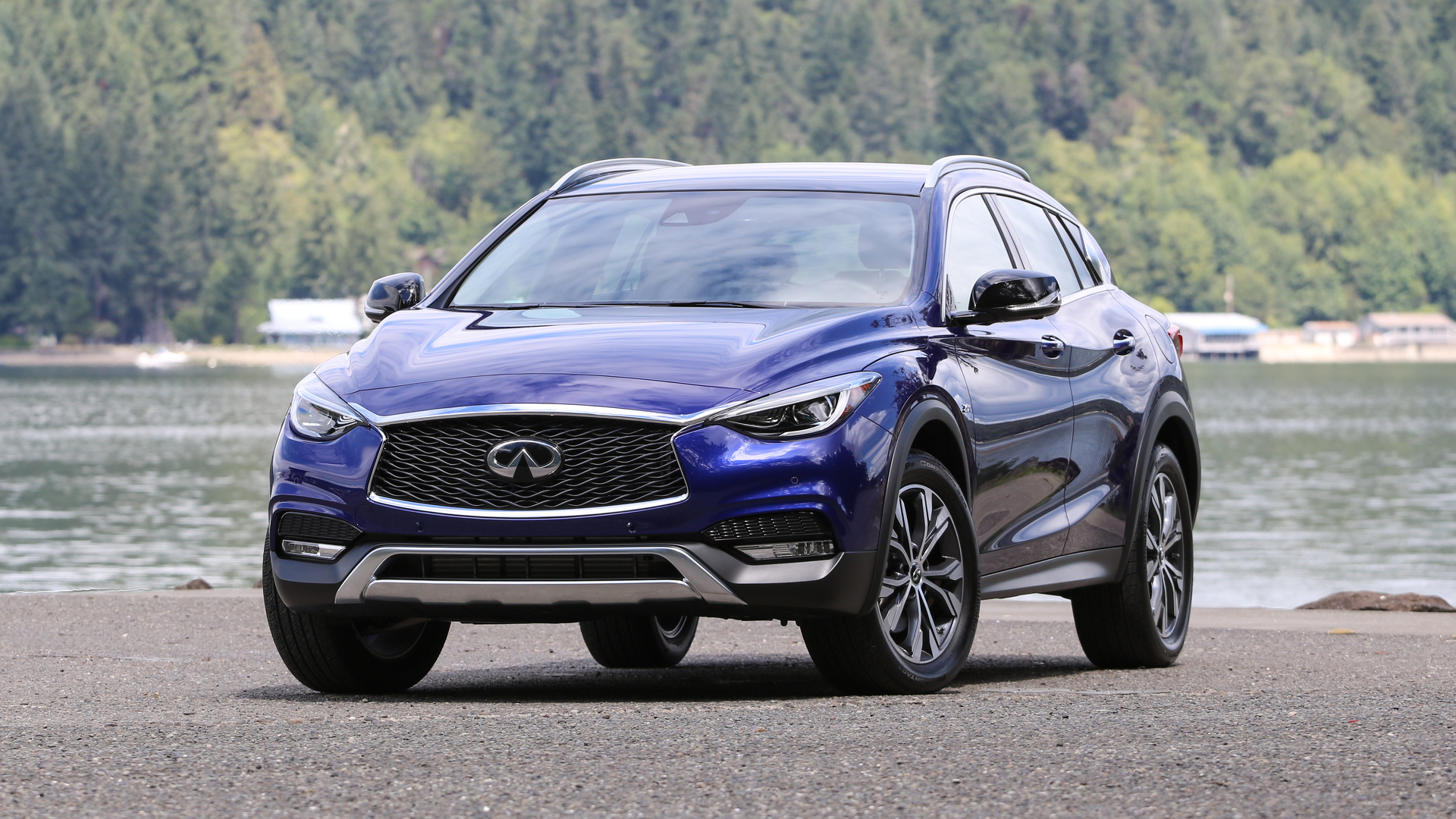 Luxury Car Pictures Wallpaper First Drive 2017 Infiniti Qx30