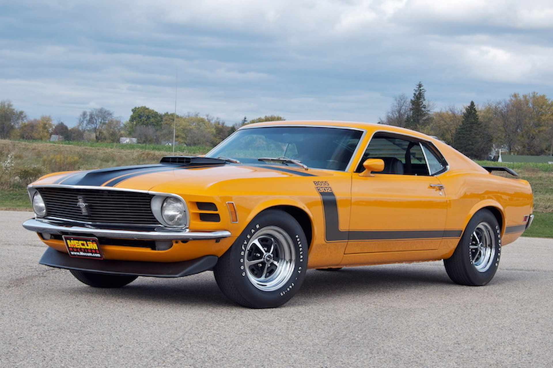 Car Dashboard Wallpaper 8 Great Ford Mustang Boss 302 Colors