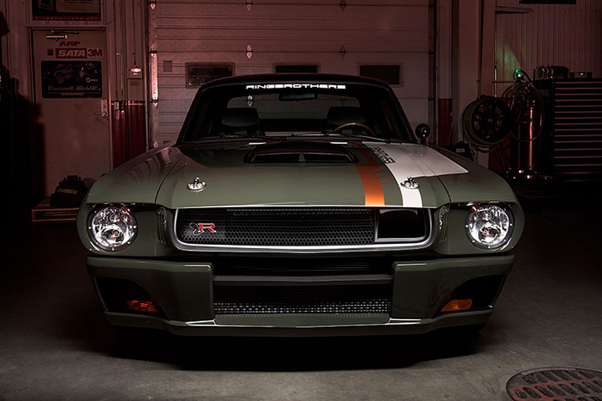 Sick Car Wallpapers 959 Hp Ford Mustang Espionage Makes Other Muscle Cars