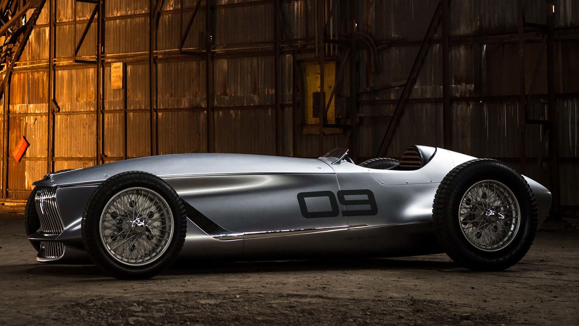 Porsche Boxster Wallpaper Hd Infiniti Rewrites History With Retro Prototype 9 Racer