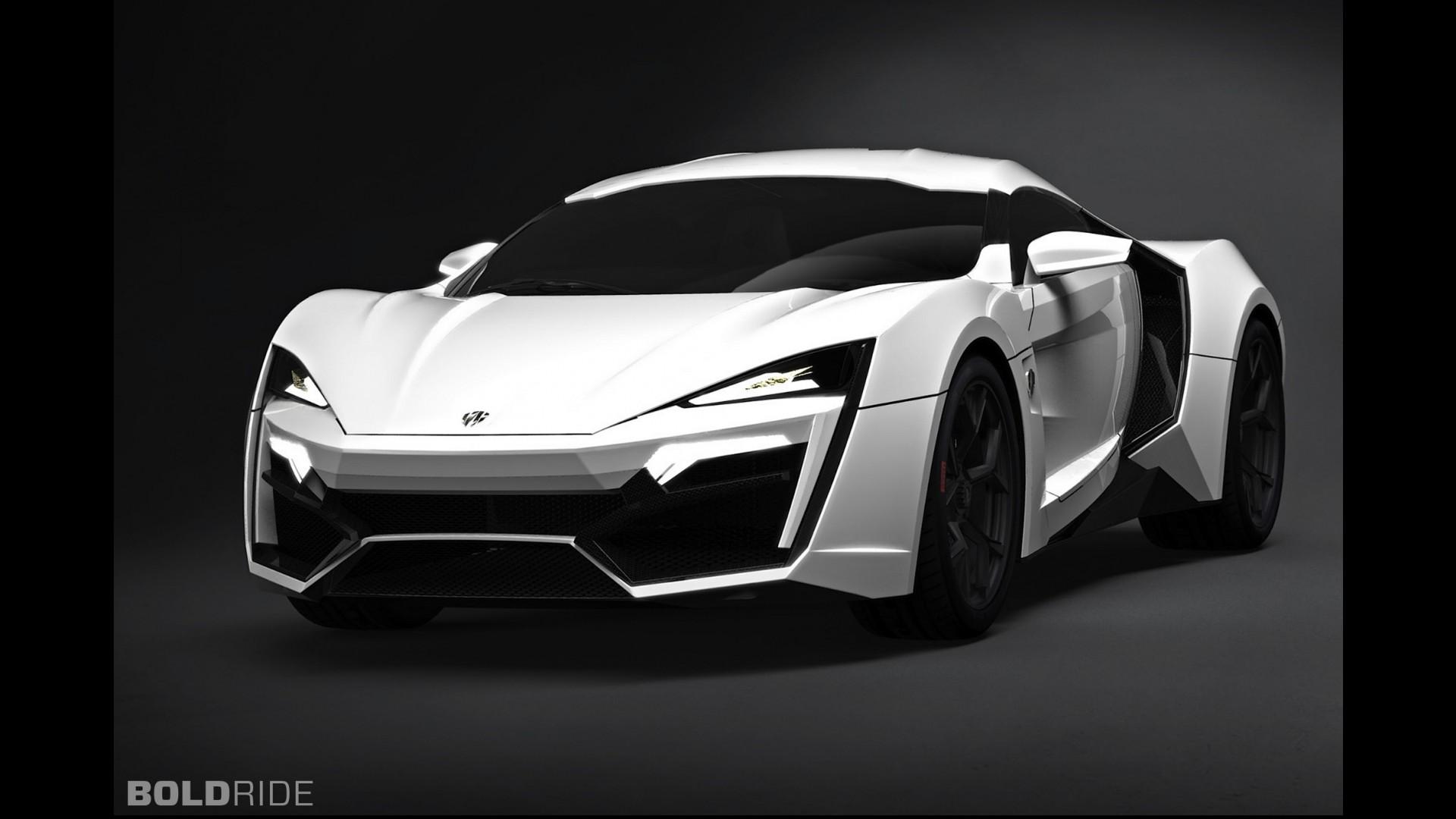 8 Million Dollar Car Wallpapers W Motors Lykan Hypersport