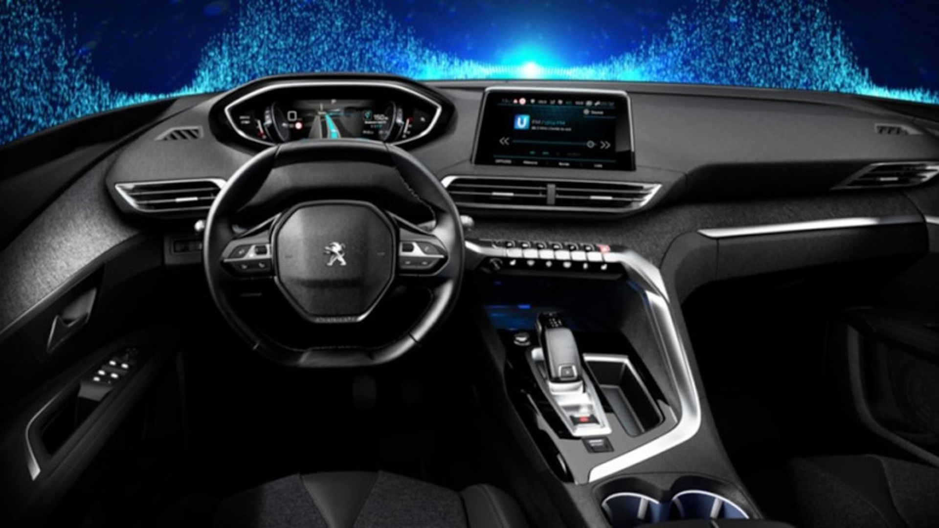 3008 Interieur 2017 Peugeot 3008 Official Interior Pics Leaked
