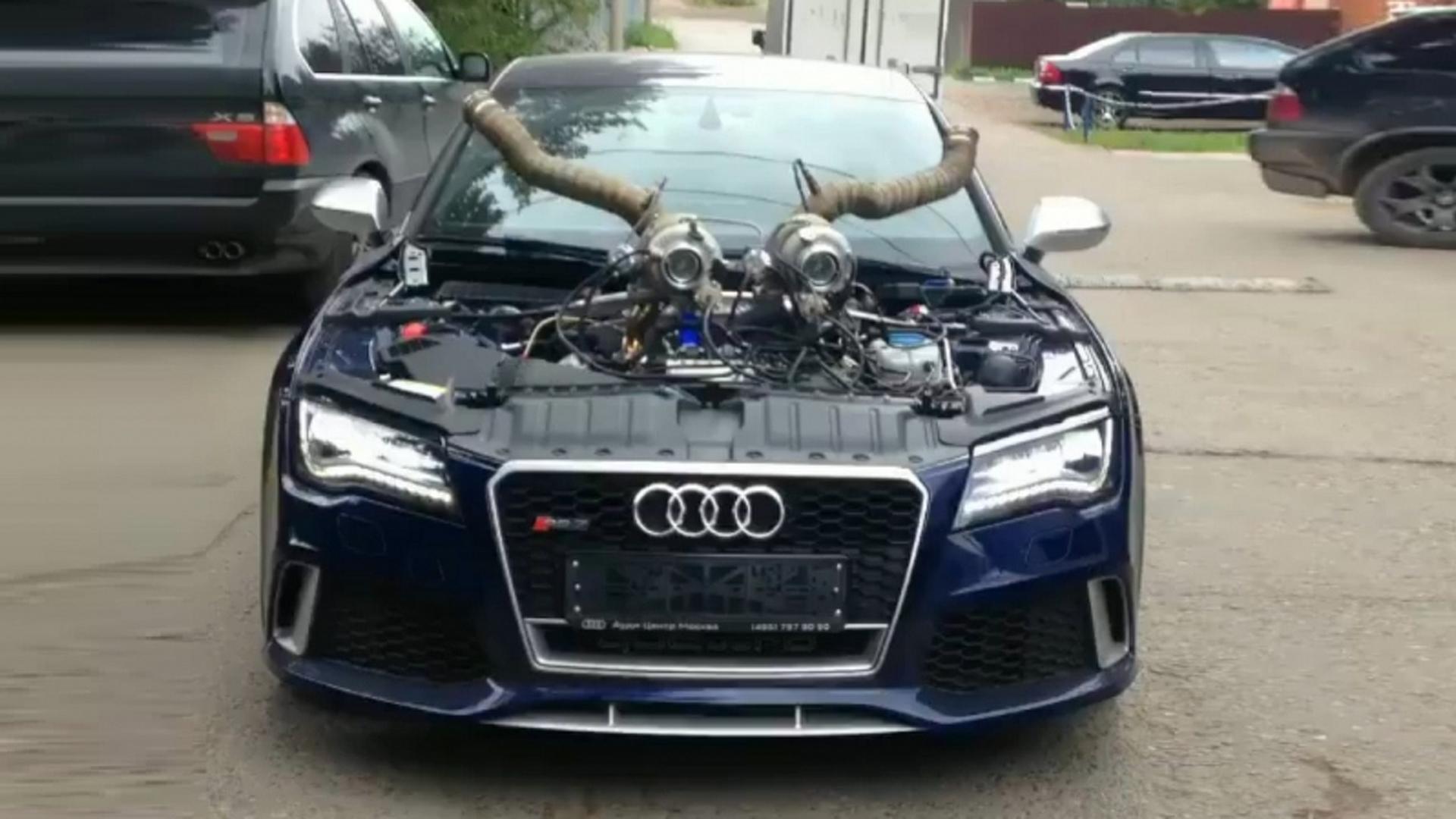 Devil 16 Car Wallpaper Audi Rs7 With 1 200 Hp Could Tempt The Devil