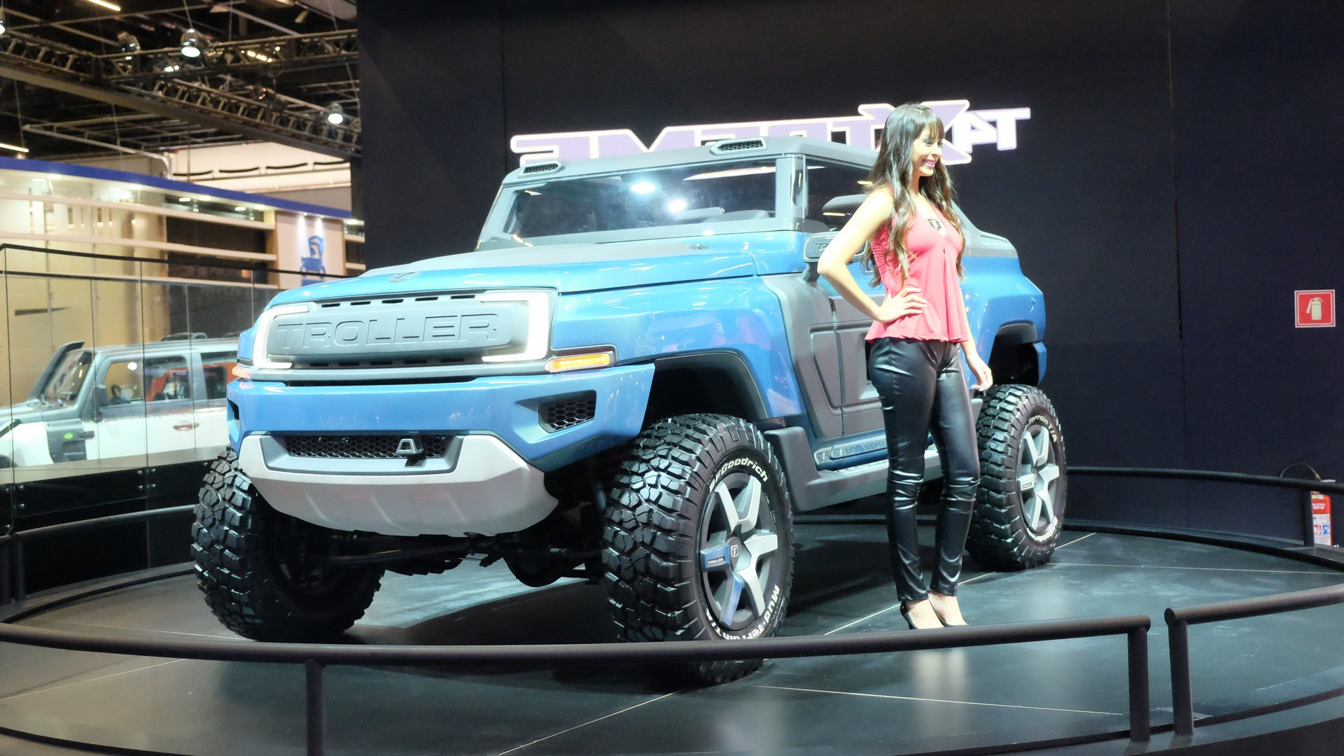Future Cars 2018 Wallpapers Brazil S Troller T4 Xtreme Concept Envisions Possible