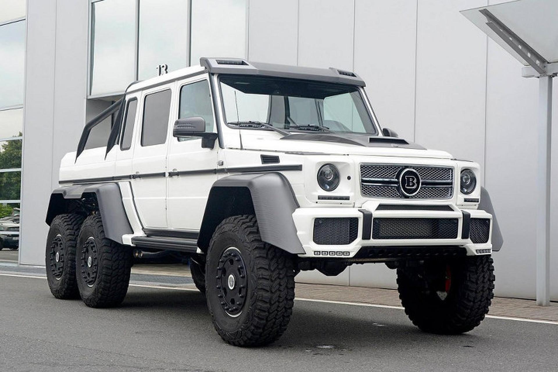 Hd Tune Up Cars Wallpaper Dan Bilzerian Now Owns A Mercedes 6x6 Of Course