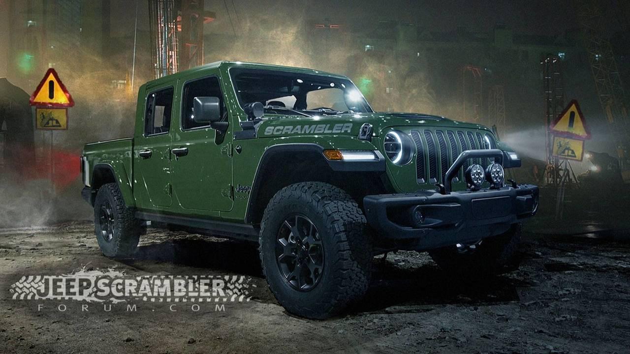 jeep scrambler 2020