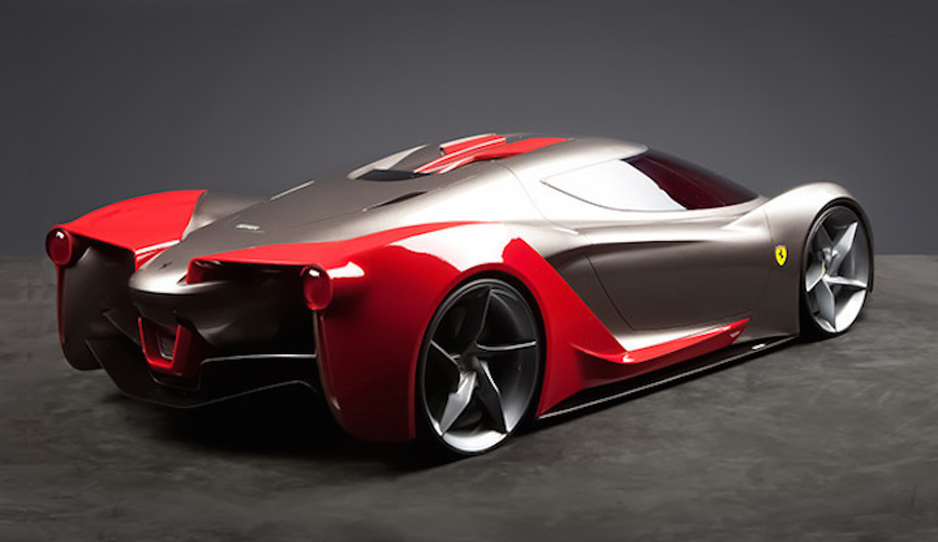 Cars Of The Future 12 Ferrari Concept Cars That Could Preview The Future Of