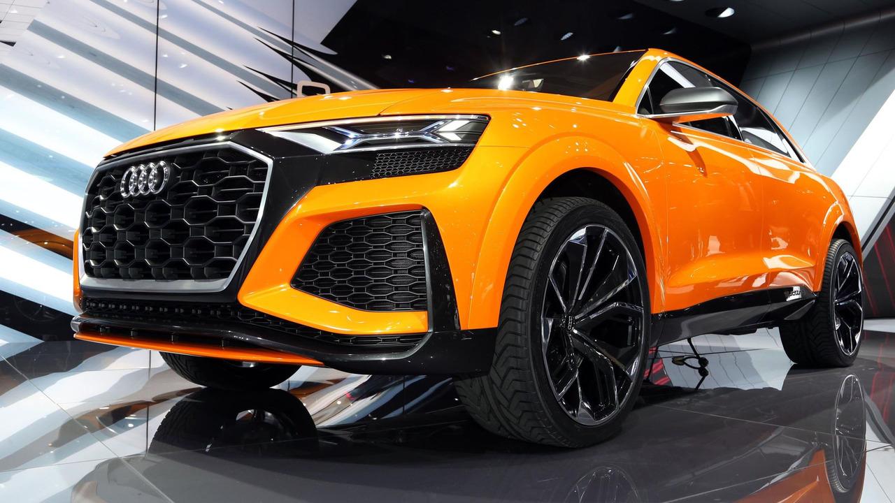 Audi Q7 Car Wallpaper Audi Q8 Render Might Make You Reconsider Suv Coupes