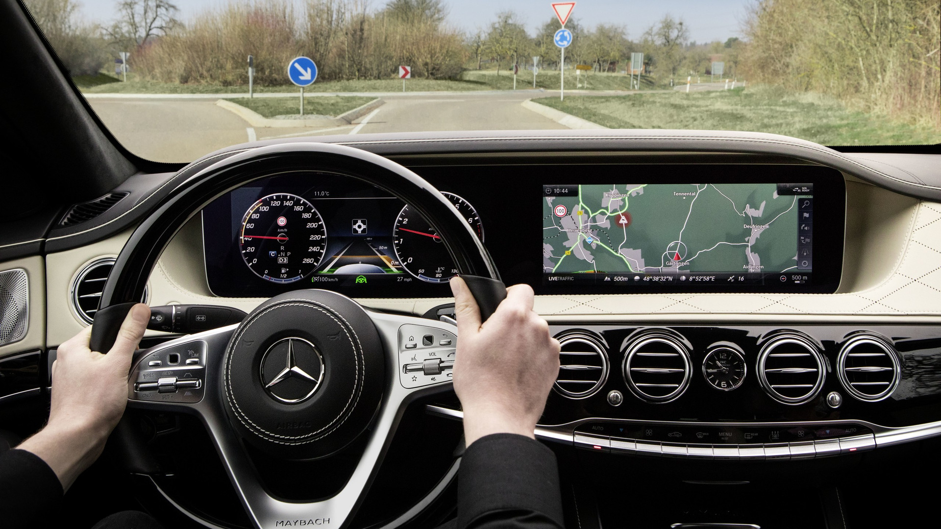 A Class 2018 Interior 2018 Mercedes S Class Interior Indirectly Revealed