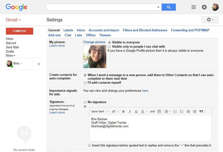 How to Add a Signature in Gmail Using the Desktop or Mobile App