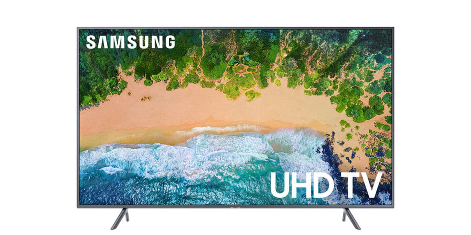 40 Inch Smart Tv Deals This Smart 40 Inch Samsung 4k Tv From Walmart Is An Absolute Steal