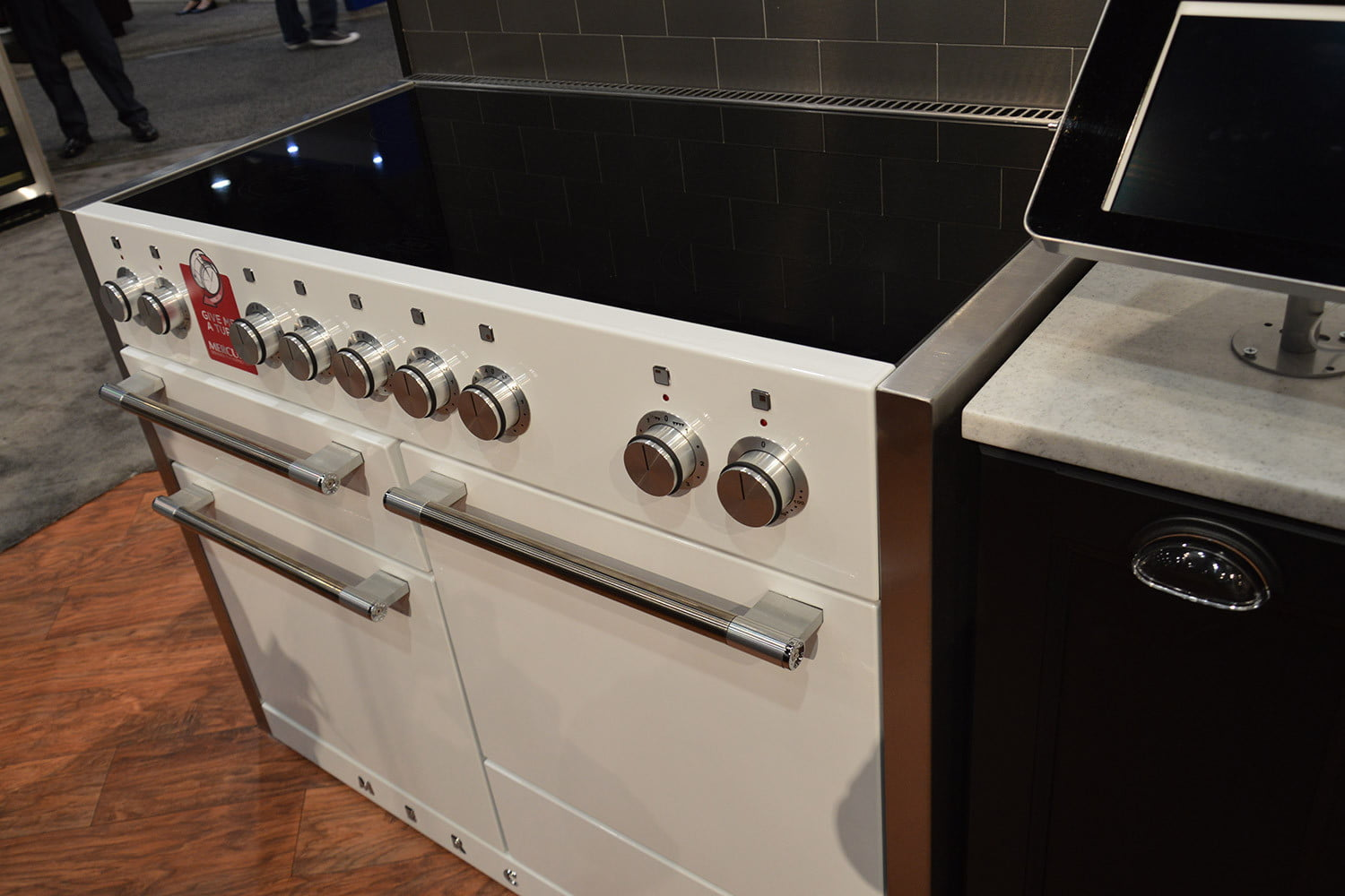 Agas Mercury Oven Will Have A 48 Inch Induction Cooktop