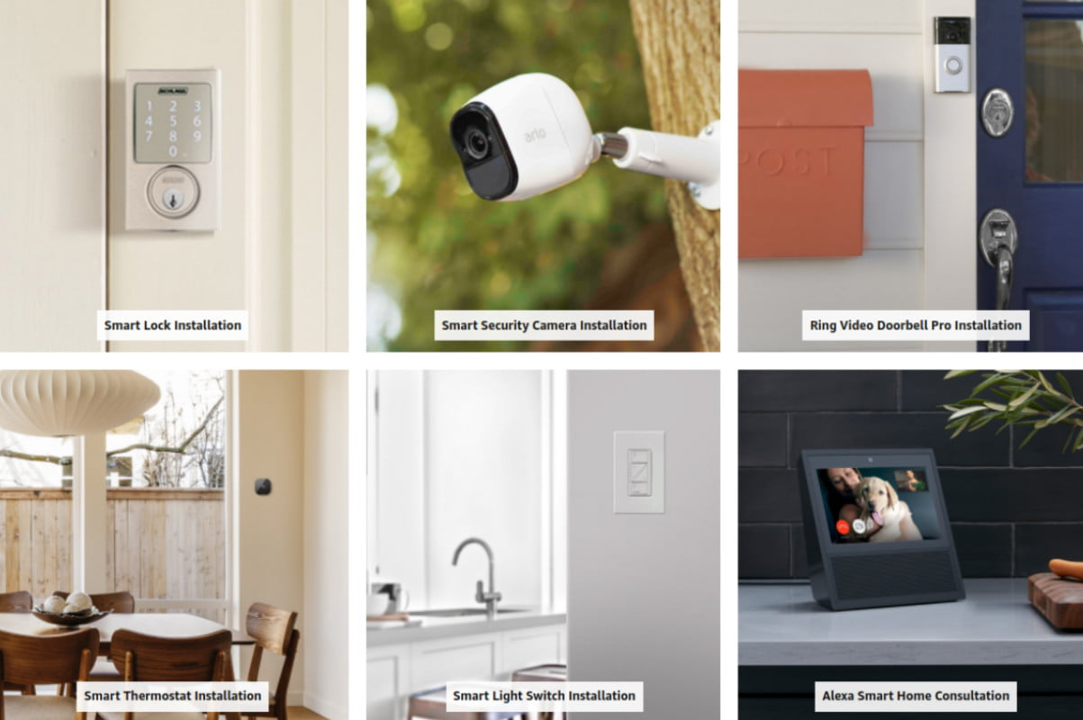 Amazon Smart Home Amazon Rolling Out Smart Home Security Packages One State At A