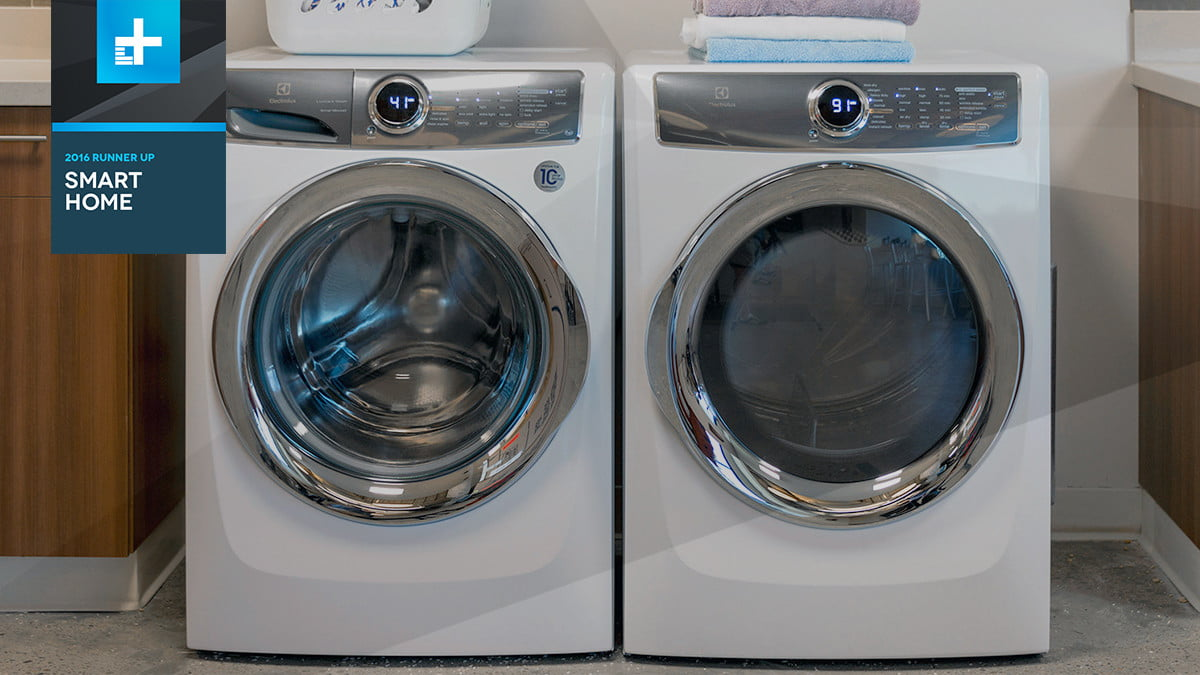 New Washer And Dryer This Electrolux Washer Is Designed For Laundry Pods Digital Trends