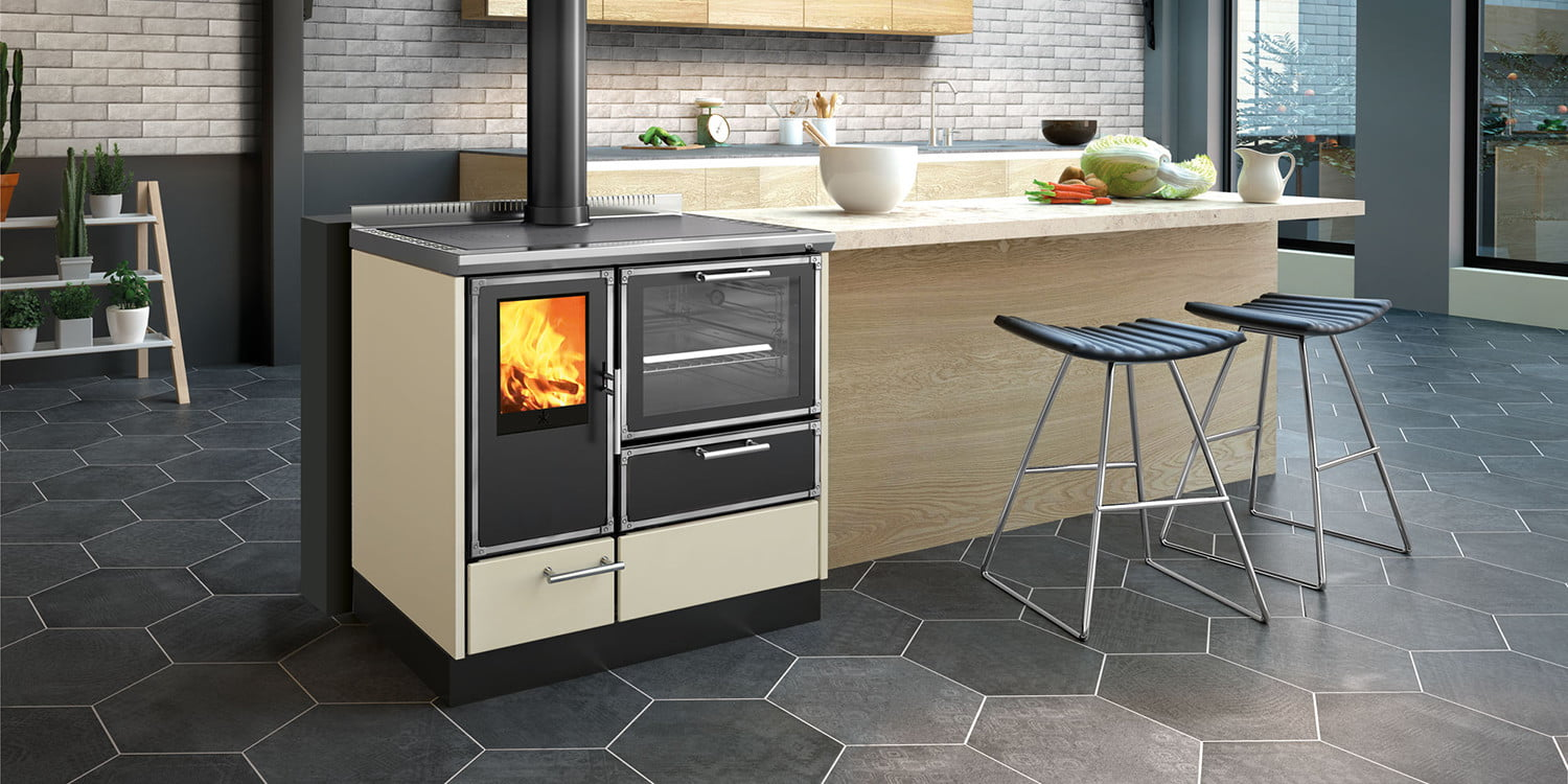 Kamin Modern Pinterest The Kitchen Kamin Is The At Home Stove That Cooks With Wood