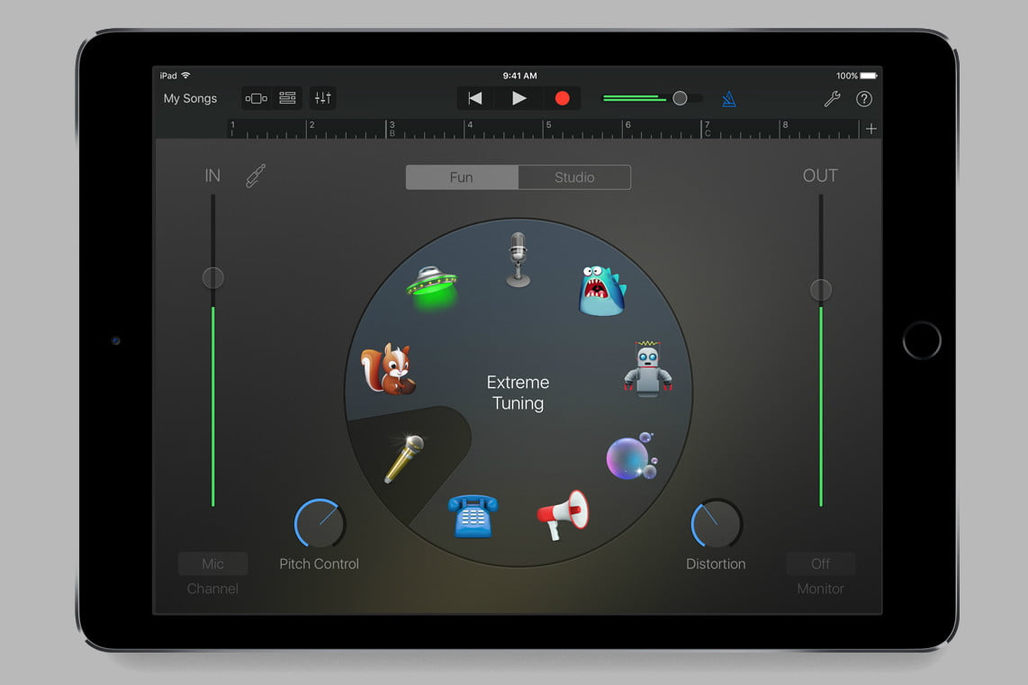Garageband On Android Apple Updates Garageband For Ios Adds Touch Bar To Logic Pro X