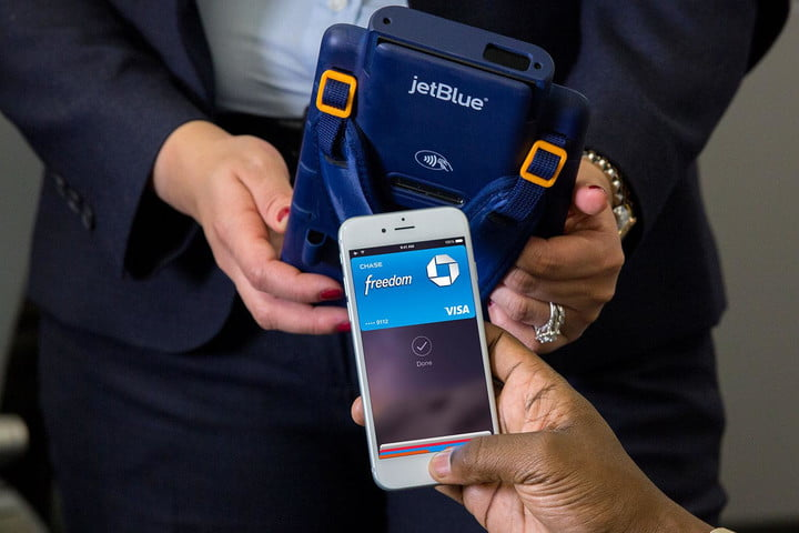 JetBlue becomes first airline to accept Apple Pay in the skies