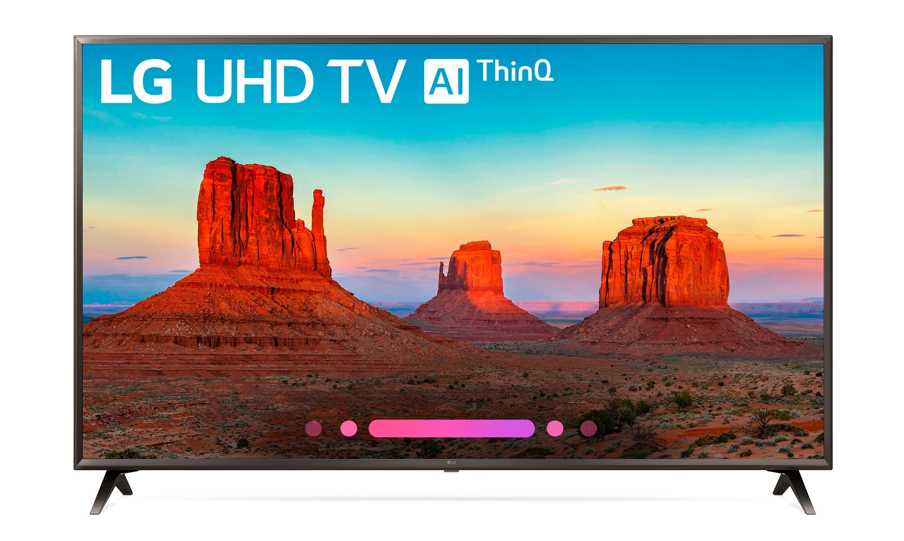 43 Inch Tv This 43 Inch Lg 4k Smart Tv Is Nearly Half Off At Walmart