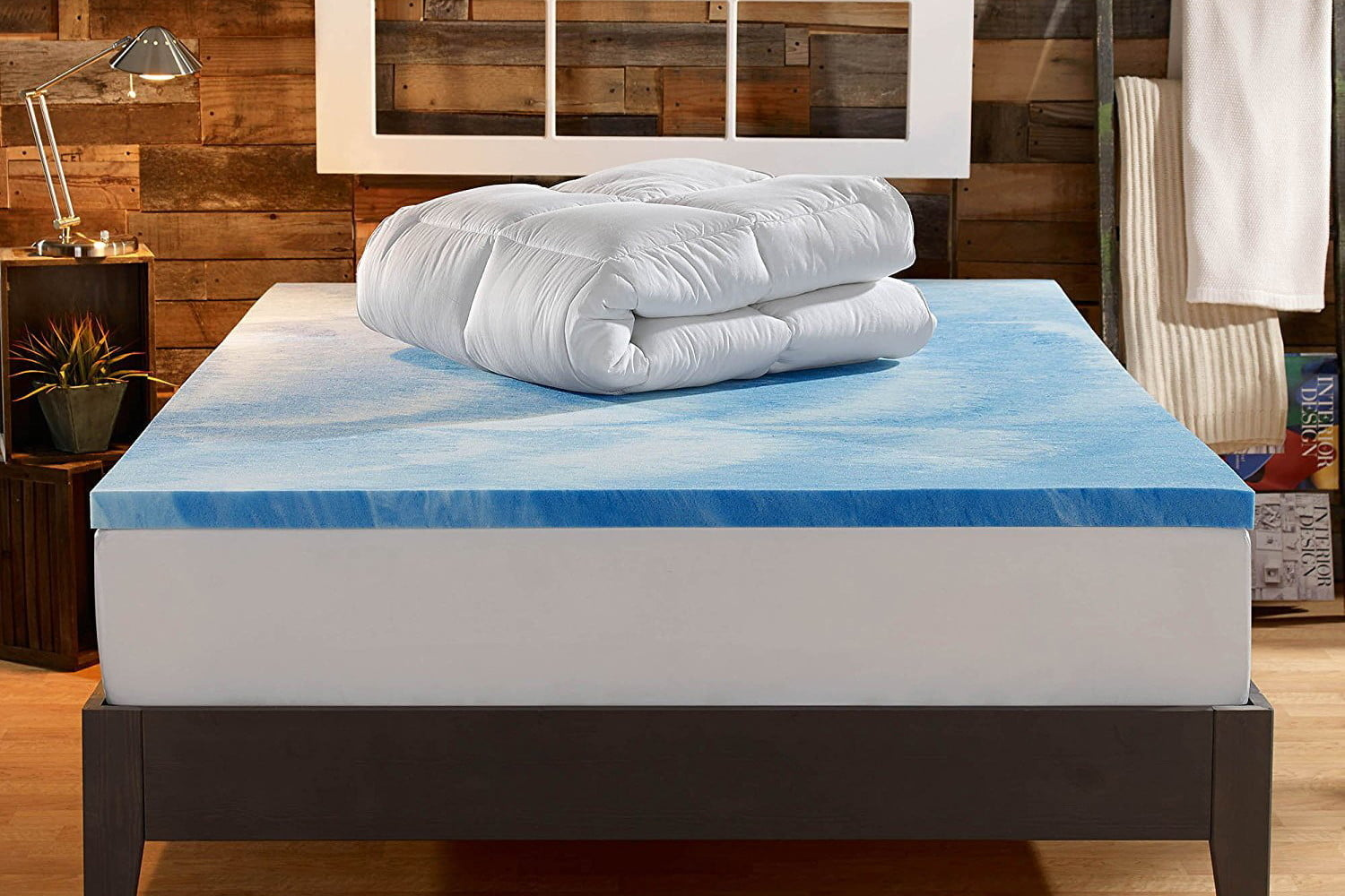Memory Foam Mattress Too Firm The Best Memory Foam Mattress Toppers For A Better Night S Sleep