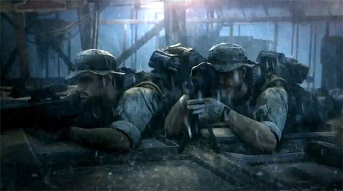 3d Call Of Duty 2 Wallpaper Navy Seals Disciplined For Medal Of Honor Warfighter