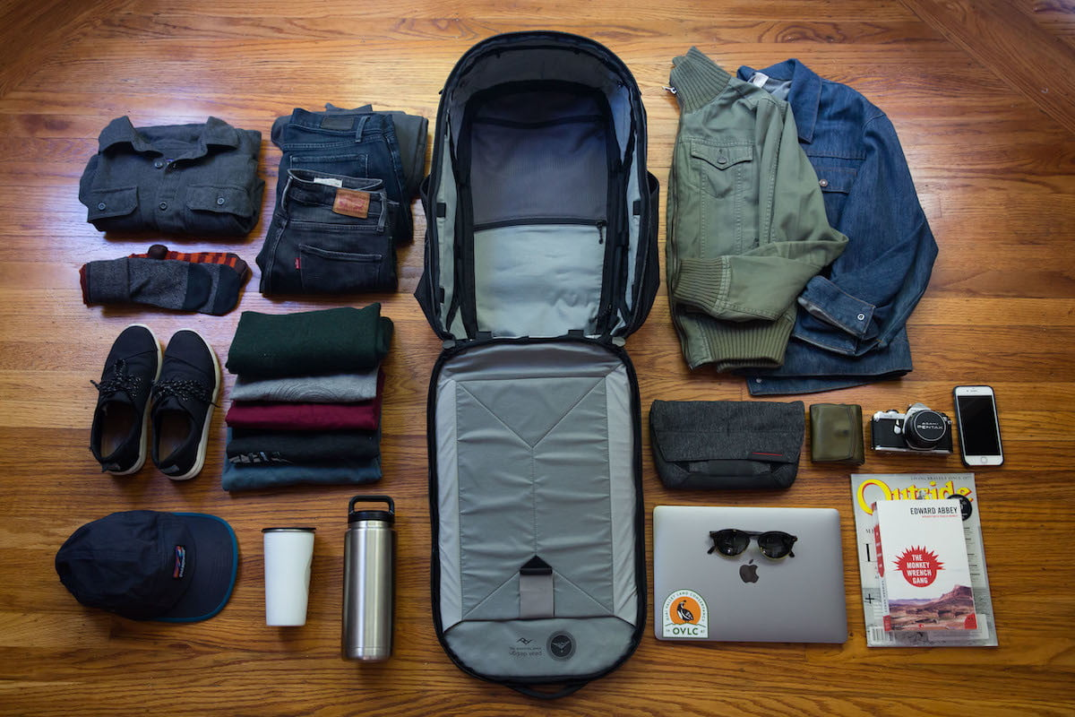 Peak Design Peak Design Launches 45l Camera Backpack For Traveling Photogs