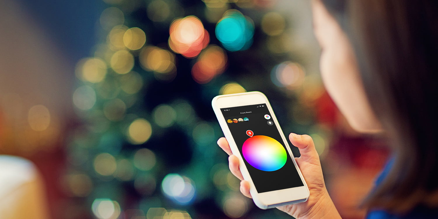 Hue Philips App Philips Hue Still Doesn T Make Smart Holiday Lights What S The