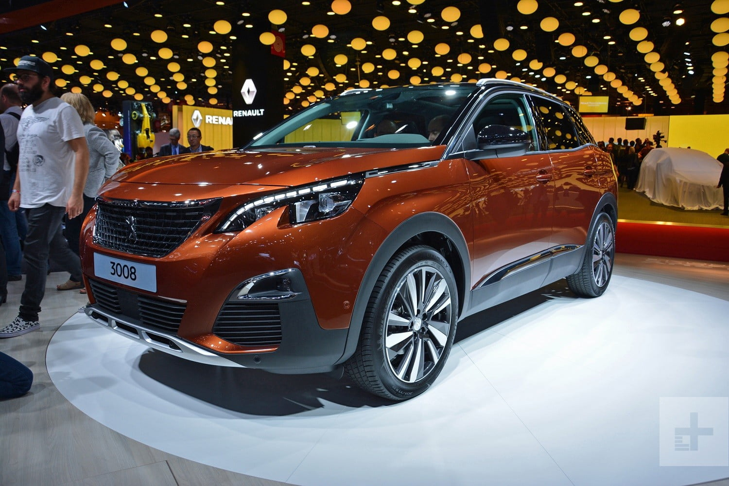 Garage Peugeot Paris Peugeot Details Mobility Focused Tech Led U S Comeback Digital