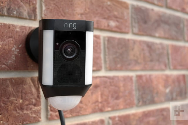 Flood Light Reviews Ring Spotlight Cam Wired Review | Digital Trends