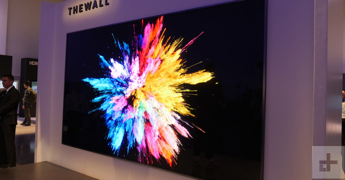 Buy 3d Wallpaper Panels The Six Best Tvs From Ces 2018 From Oled To Microled