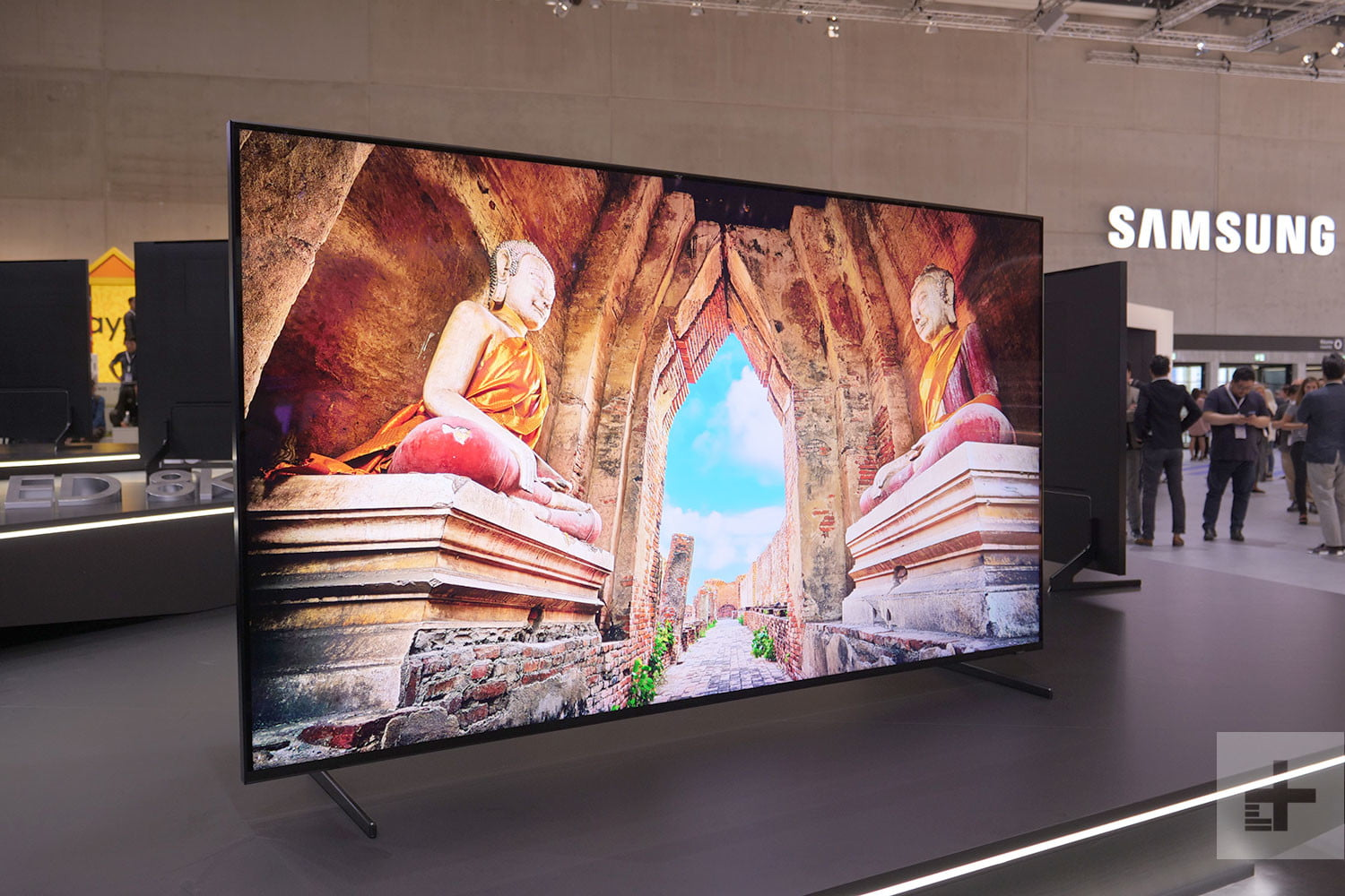 85 Zoll Samsung S 85 Inch Q900r 8k Qled Now Available For Pre Order