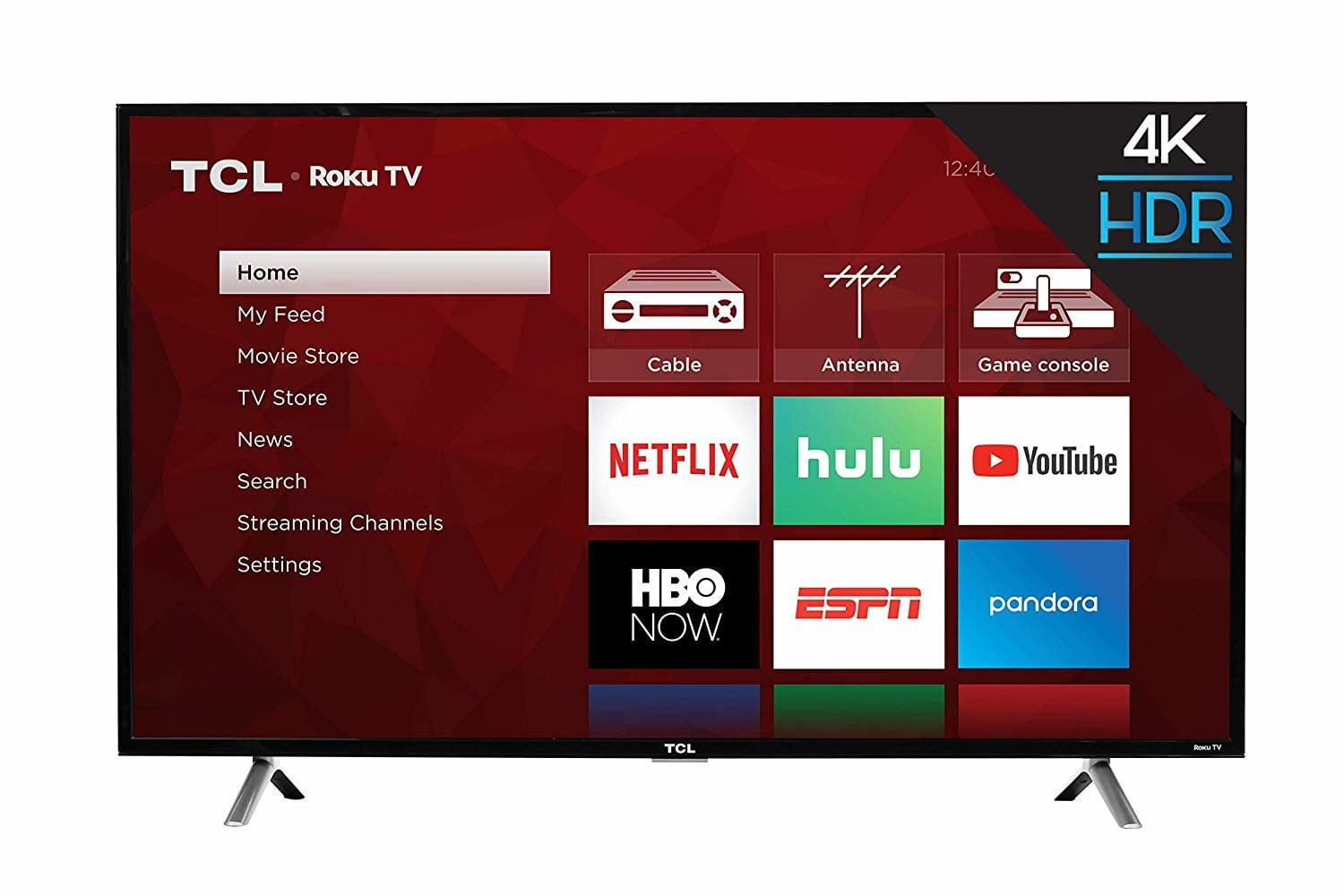 Tv 4 You D Be Crazy To Miss This Incredible Deal On A 55 Inch Tcl 4k Tv