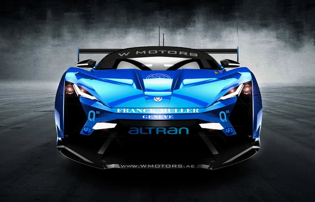 3d Racing Car Wallpaper W Motors Lykan Supersport Hsf First Details And Pictures