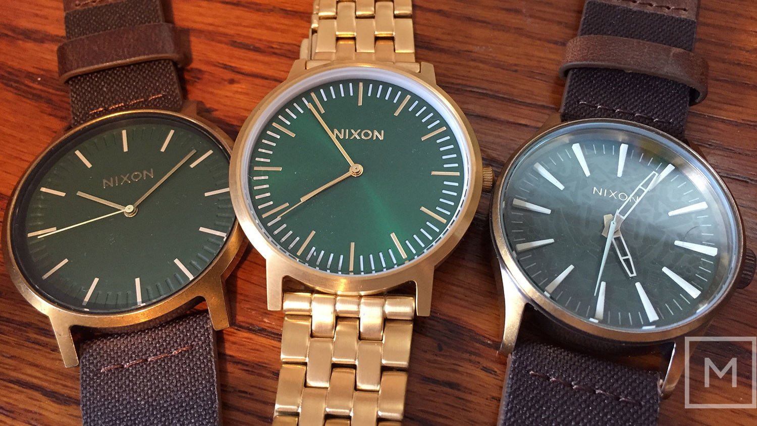 Nixon Watches Nixon Watches Are A Fine Choice For A Gentleman S First Timepiece