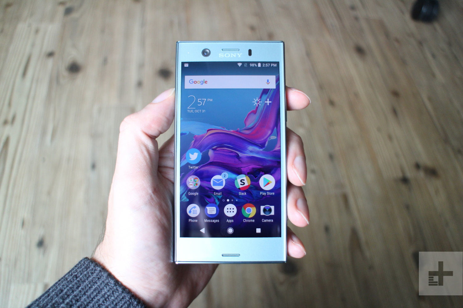 Sony Xz1 Compact System Update Sony Xperia Xz1 Compact Review Digital Trends