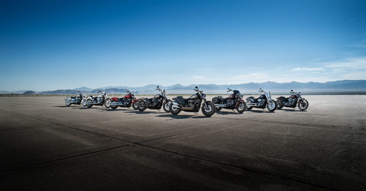 2018 Harley-Davidson Motorcycles Everything You Need To Know