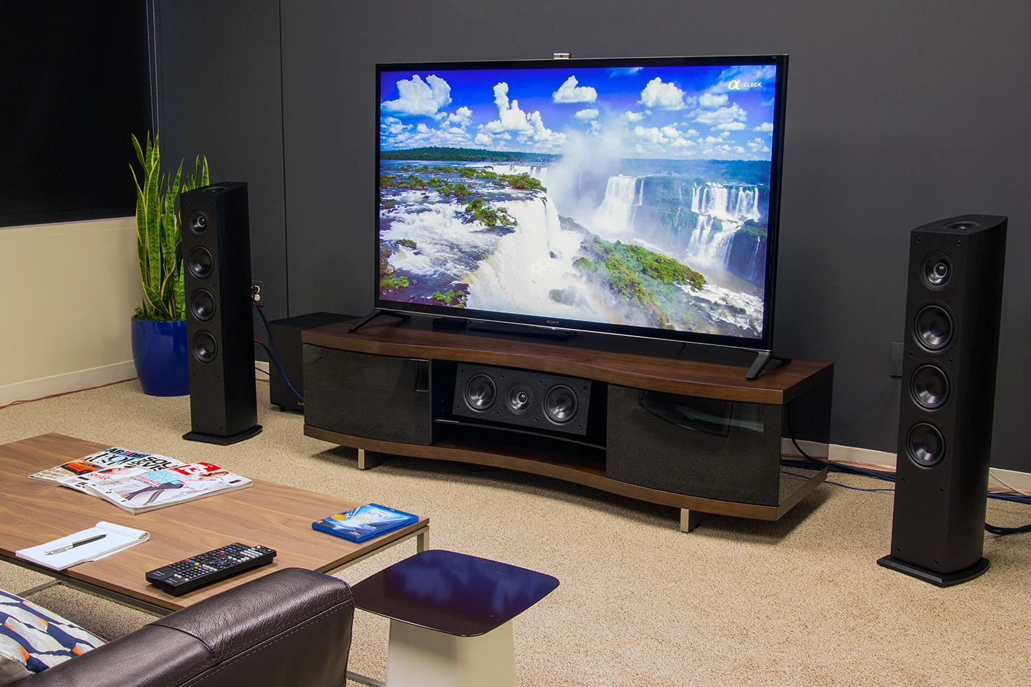 65inch Tv Dimensions Sony Xbr 65x950b Review Digital Trends