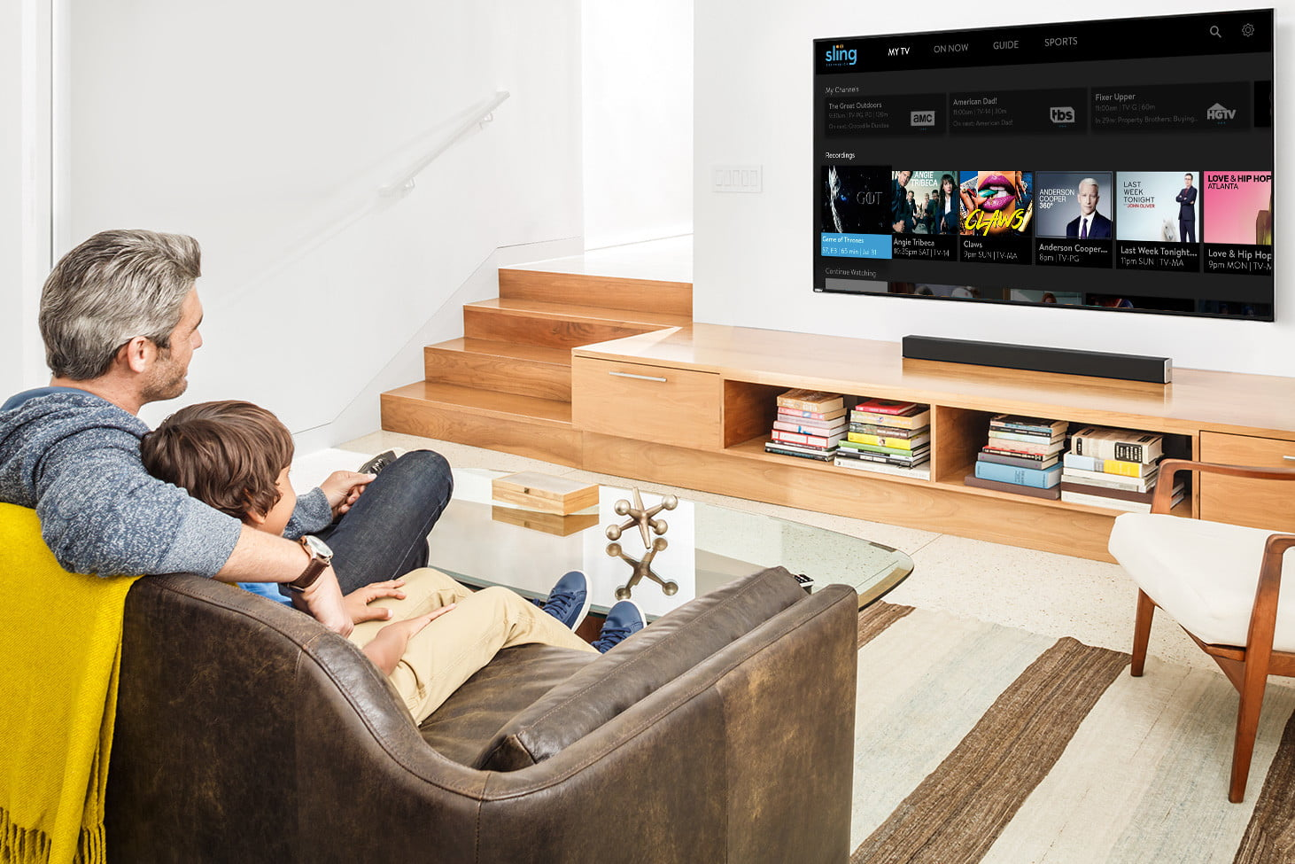 Tv Bank Diy Sling Tv Everything You Need To Know Channels Pricing And
